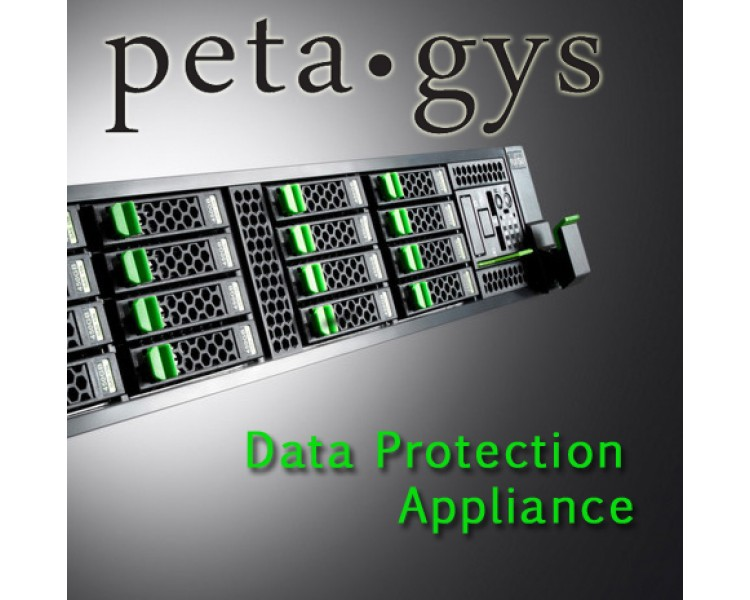 PetaGys Disaster Recovery & Business Continuance Appliance